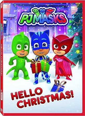 Pj Masks: Hello Christmas [Edizione: Stati Uniti] [Italia] [DVD