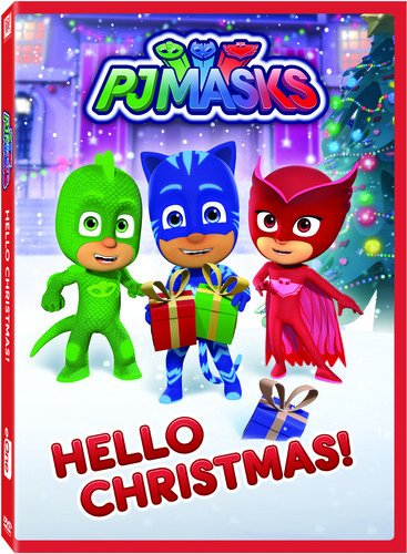 PJ Masks: Hello Christmas (With Greeting Card, Widescreen, Dolby, With Mask)