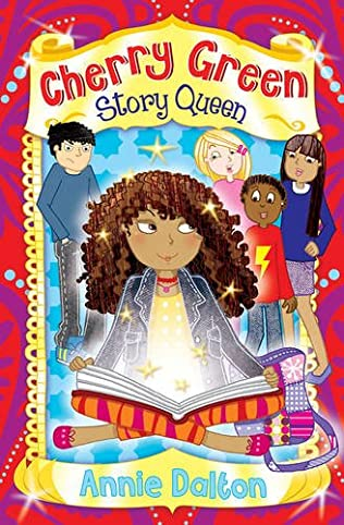 book cover of Cherry Green Story Queen