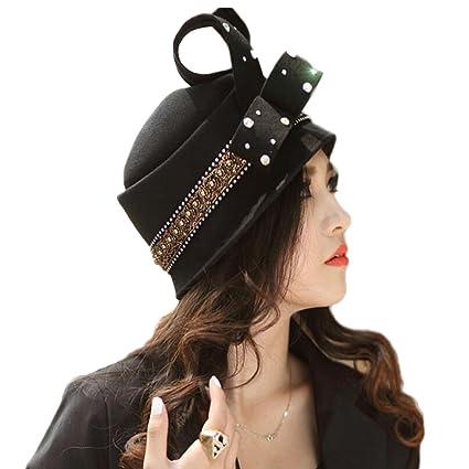 Styhatbag Sombrero Ancho de la Boda de la señora Abrigo Corto de otoño de Primavera con