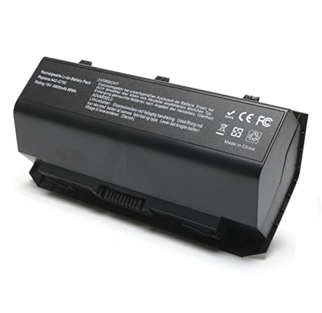 Amazon Com New A42 G750 Laptop Battery For Asus Rog G750 G750j