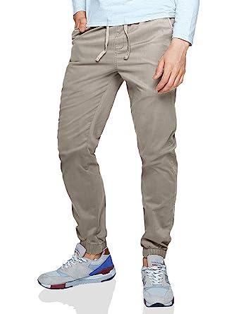 776f40e4ea1 Match Men s Chino Jogger Casual Trousers  Amazon.co.uk  Clothing