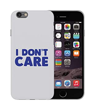I Dont Care Challenge Quote_BEN2123 Protective Phone Mobile ...