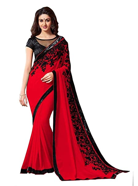 ae7207ada83980 Saree For Women Party Wear Half Sarees Offer Designer Below 500 Rupees Latest  Design Under 300 Combo Art Silk New Collection ...