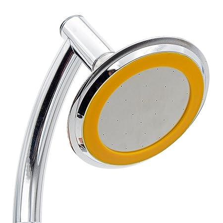 Shower Head360 Swivel6 Inch Fixed Round Handheld Showeruniversal