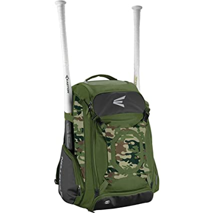 7ccd2a6367e3d Amazon.com : Easton Walk-Off Iv Backpack Bat Pack Armycamo OS ...