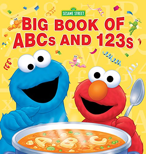 - Sesame Street Big Book of ABCs and 123s