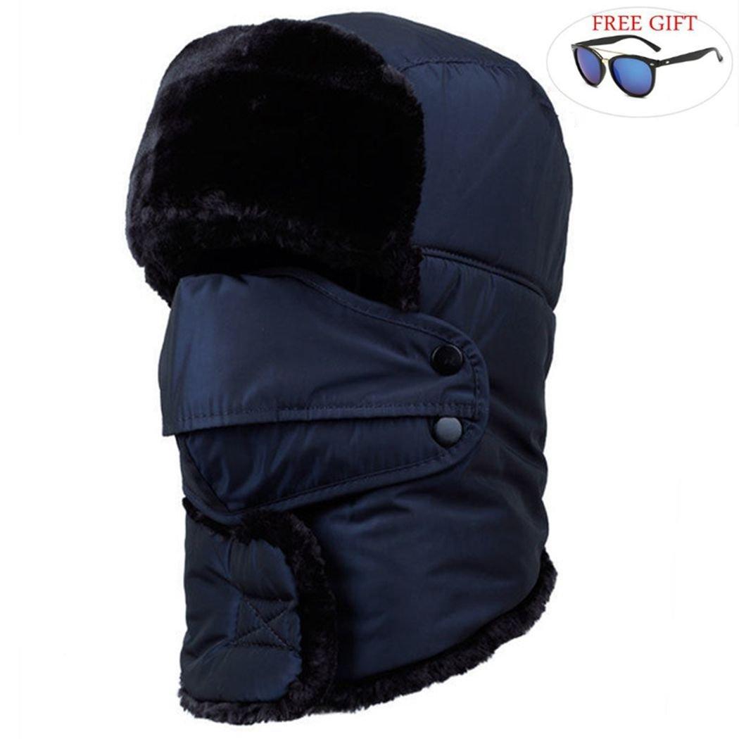 2019人気新作 Kamma HAT メンズ Size B0777HLYBJ ブルー One B0777HLYBJ One Size, フジスポ:08012478 --- obara-daijiro.com