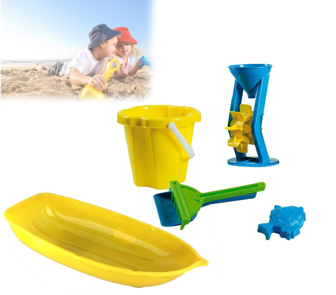 Mulinello Da Spiaggia Con Accessori Androni Giocattoli