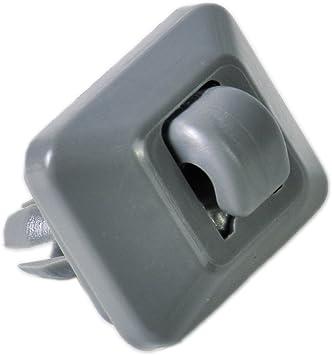 Grau Sonnenblende Clip Hacken Halterung Halter Kappe 8u0857562 Auto