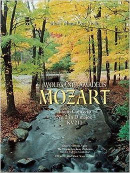 Ebooks descarga gratuita pdf en inglés «Mozart: Violin Concerto No. 2 In D Major, Kv211 (music Minus One (numbered))»