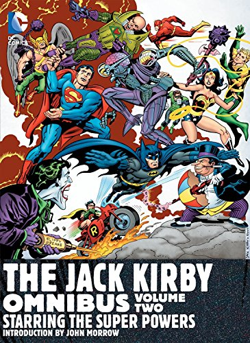 The Jack Kirby Omnibus Vol. 2 ()