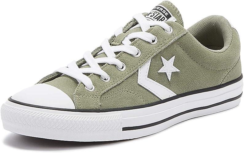 Converse Star Player OX Suede Unisex