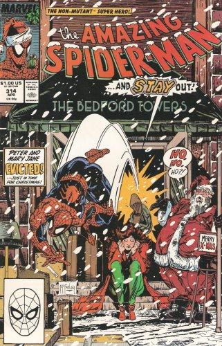 Amazing Spider-Man #314 (1989)