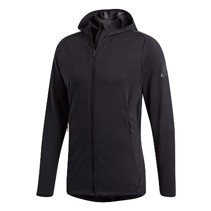 adidas FL_TRH Tec COO Camiseta, Hombre, Carbon/Negro, M