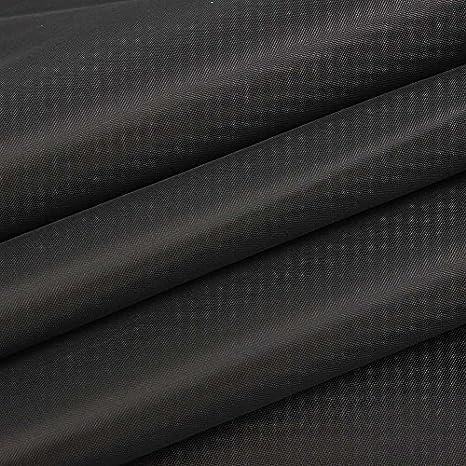 Anderlay couvertures de Meubles Polyester Oxford ext/érieur /étanche Meubles de Jardin Table et Housses de Chaise Bla 135/×135/×74