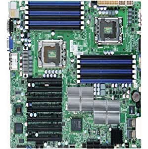 Supermicro MBD-X8DTH-6F-B placa base para - Servidor (ATX extendida, 800, 1066, 1333 MHz, 16GB, 1GB, 2GB, 4GB, 8GB, 800, 1066, 1333 MHz, 0, 1, 5, 10, Intel 5520)