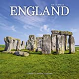 England Calendar - Calendars 2018 - 2019 Wall Calendars - Photo Calendar - England 16 Month Wall Calendar by Avonside