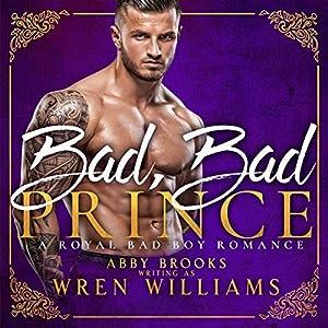 Bad, Bad Prince Audiobook