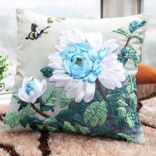kit de mariposa flores del Peony DIY cinta del bordado Kit ...