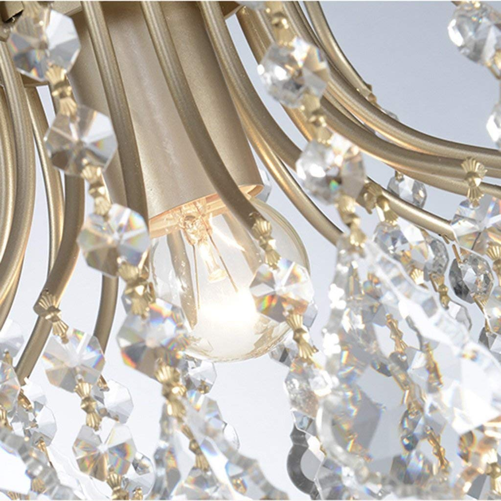 Amazon.com: Oliwia Chandelier-Crystal Chandelier-Lobby ...