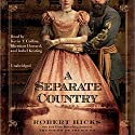 A Separate Country Audiobook by Robert Hicks Narrated by Sherman Howard, Isabel Keating, Kevin T. Collins