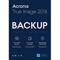 Acronis True Image 2018 for 3 Device