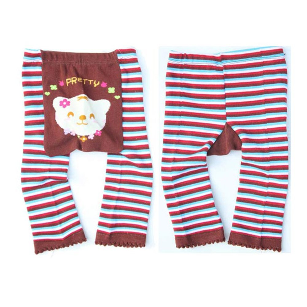 Panda Likes Milk Wrapables Baby /& Toddler Leggings 24 to 36 Months