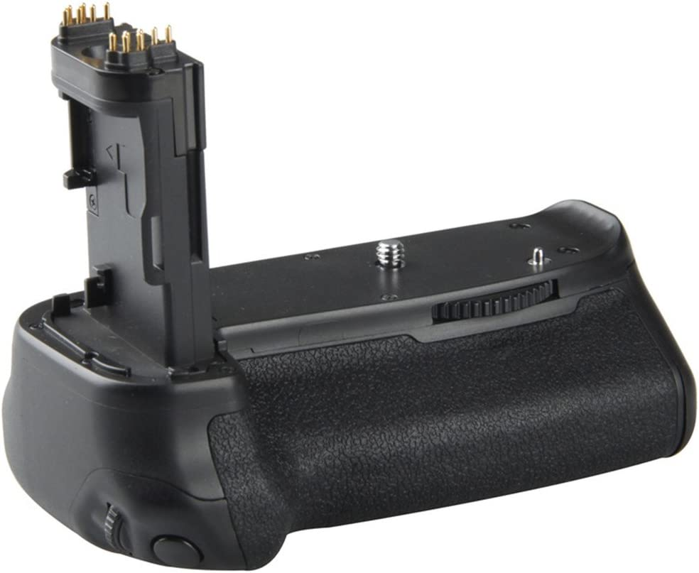 + NI-MH Charger for Canon EOS 6D Digital SLR Cameras + 6X AA NI-MH Batteries Kastar Pro Multi-Power Vertical Battery Grip 2700mAh Replacement for BG-E13