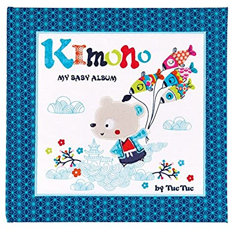 super popular 1a3c4 f1b42 Buy Tuc Tuc Store UK Boys Baby Album Kimono Online at Low ...