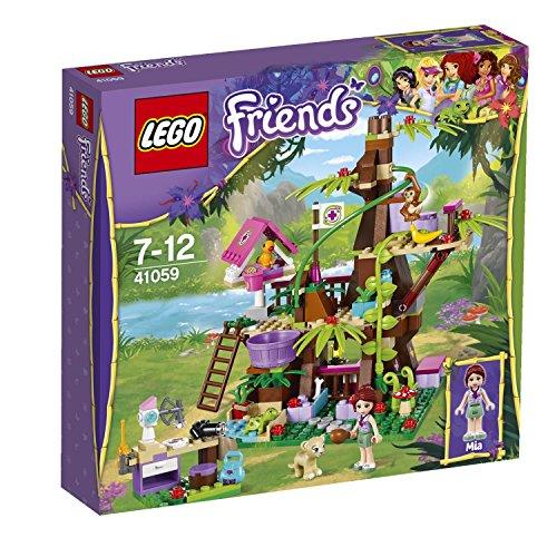 Lego 0426582 - Jeu De Construction - 41059 L'infirmerie dans l'arbre