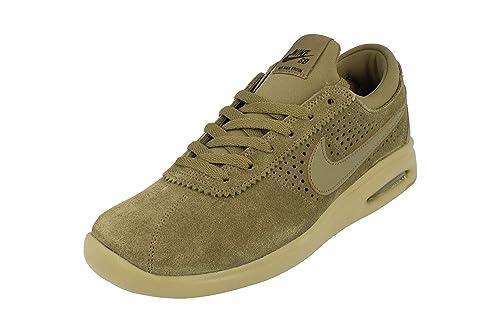 Nike SB Air Max Bruin Vapor Mens Trainers 882097 Sneakers Shoes (UK 9.5 US 10.5 EU 44.5, Medium Olive 200)