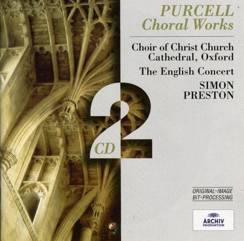 Choral Works Cd (Choral Works)