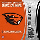 Oregon State University Beavers 2020 Calendar