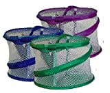 """Bathroom Personal Organizer and Shower Tote 8"""" x6"""" (assorted colors)"""