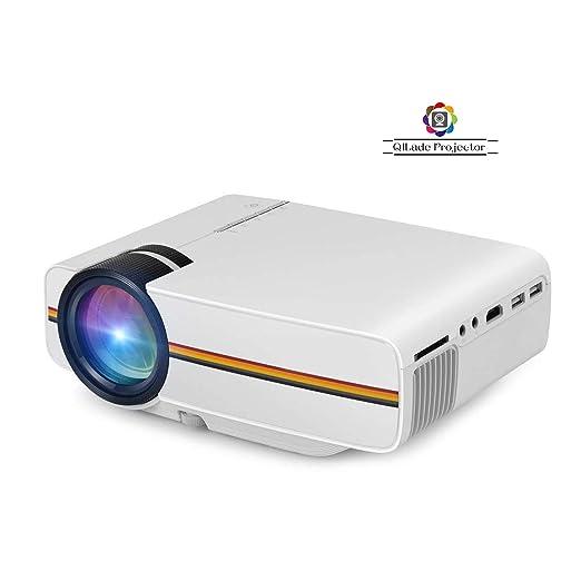 Mini proyector LED,Cine en casa LCD Proyectores de Video de ...