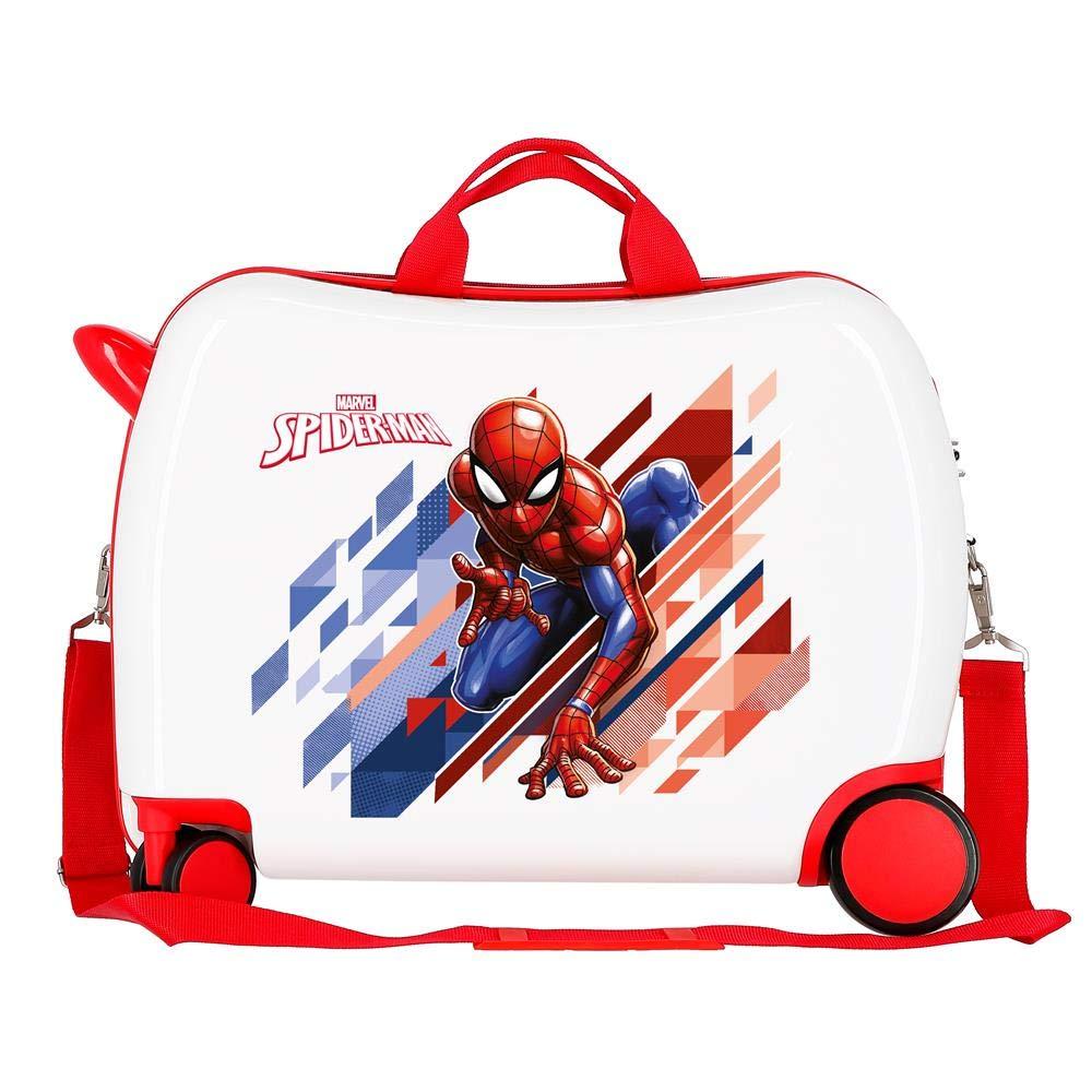 Rojo Marvel Spiderman Geo Bagage enfant 50 centimeters 34 Rouge