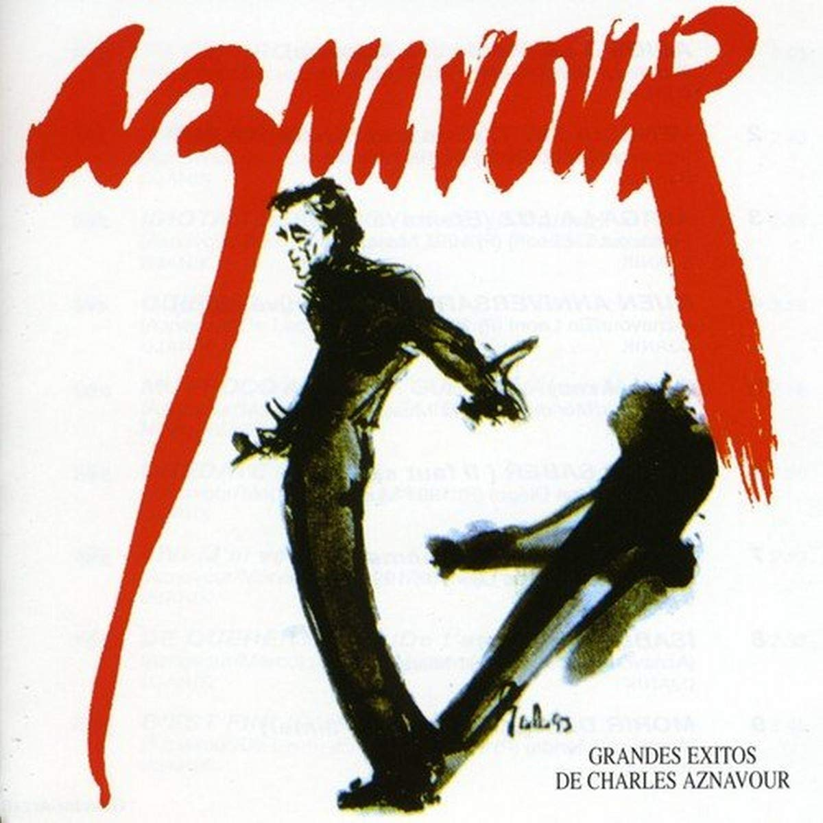 Aznavour Charles Grandes Exitos De Charles Aznavour Music