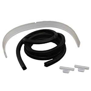 Supplying Demand 154827601 809006501 154701001 Door Seal Kit Fits Frigidaire