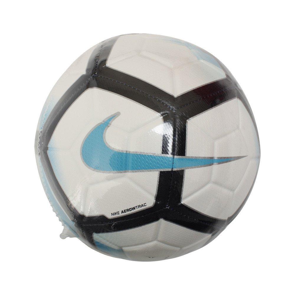 Nike Strike - Balón de fútbol, White/Gamma Blue/Obsidian: Amazon ...