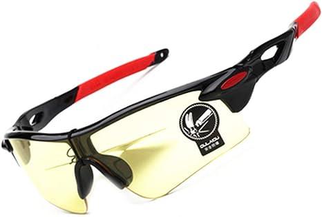 MTB Gafas para Bicicleta Deporte Gafas de Sol Hombres Ciclismo ...