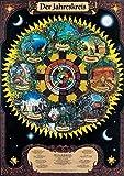 Der Jahreskreis: Poster