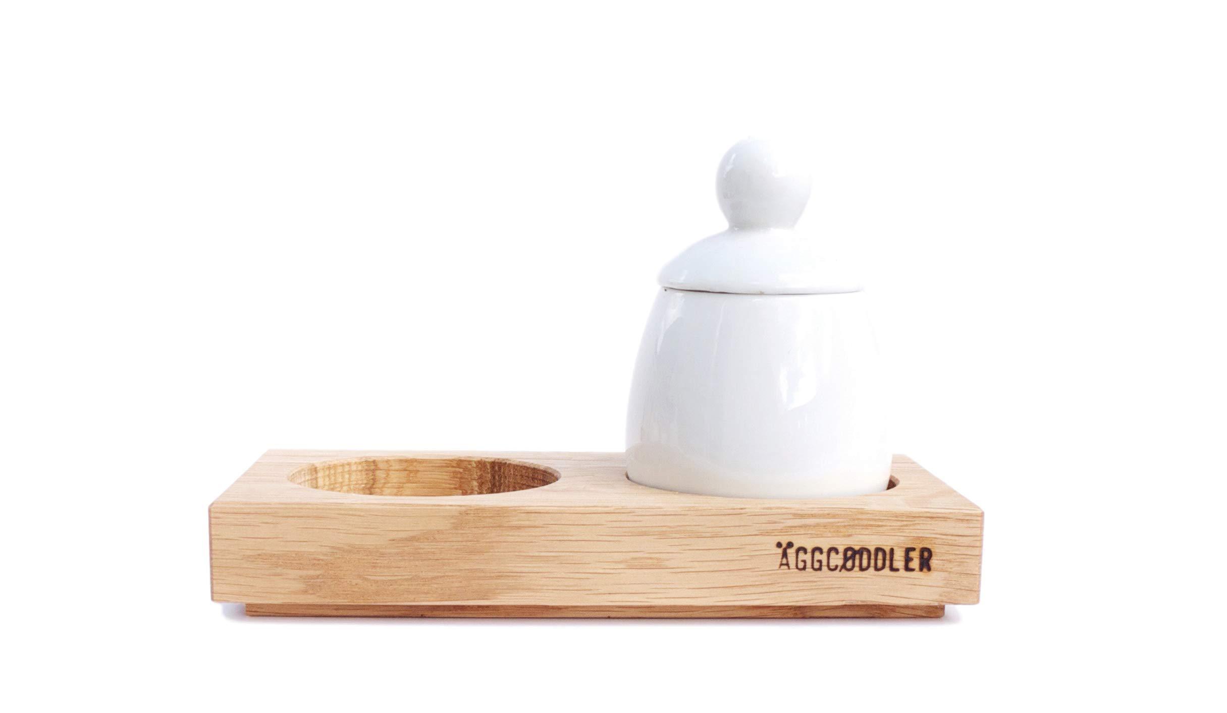 AggCoddler - Bamboo Display Tray (XL - Holds 2)