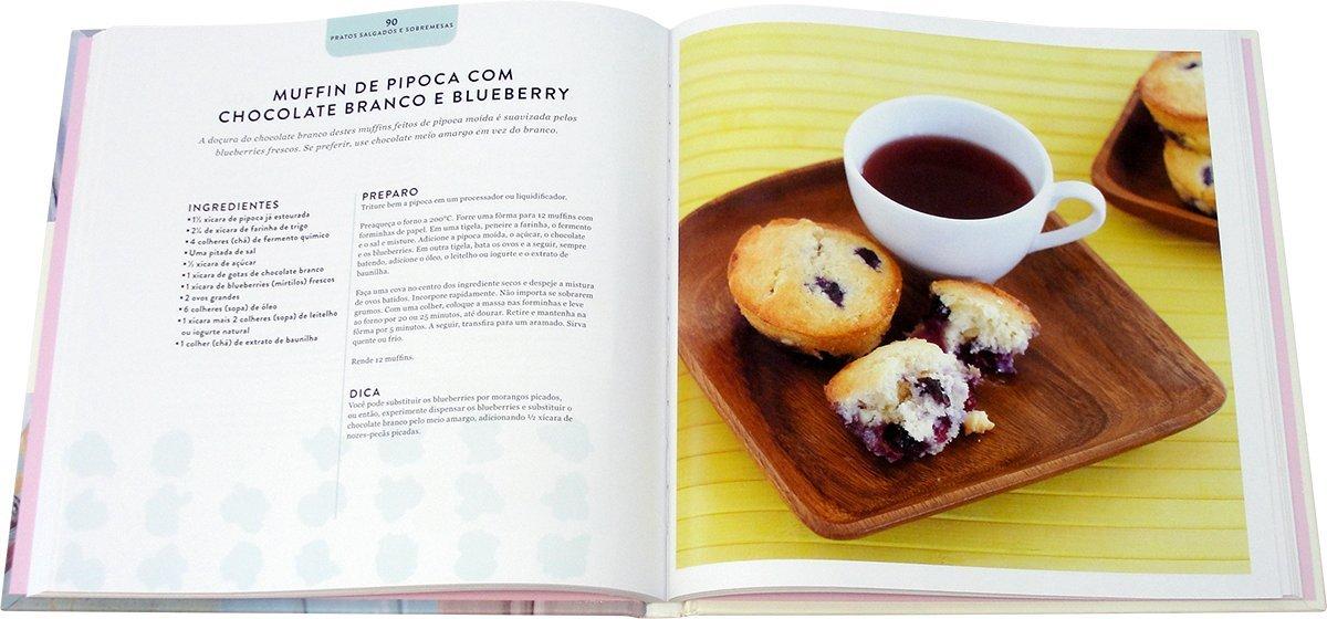 Pipoca: 100 Deliciosas Maneiras de Comer Pipoca (Em Portugues do Brasil): Carol Beckerman: 9788521318217: Amazon.com: Books