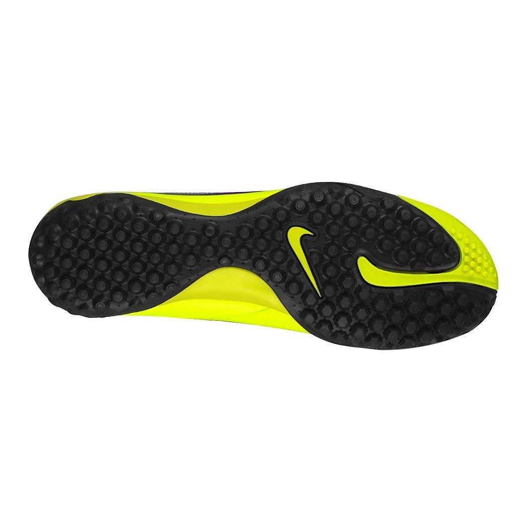 7fc8e1f203cd6 Nike Tenis de fútbol simipiel Amarillo 555615570  Amazon.com.mx  Ropa