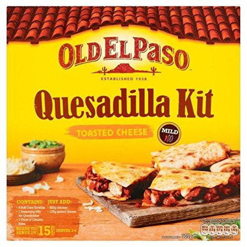 Old El Paso Quesadilla Kit - 505g