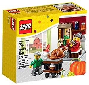 LEGO Seasonal Thanksgiving Feast (40123)