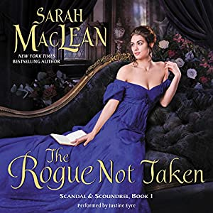 The Rogue Not Taken Audiobook