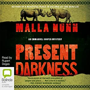 Present Darkness Audiobook