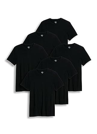 b1f8b085 Amazon.com: Jockey Men's T-Shirts Big & Tall Classic Crew Neck - 6 ...